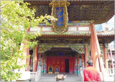 The Monastery-Museum of Choijin Lama