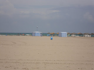 El Cabanyal Beach photo - Valencia - Spain