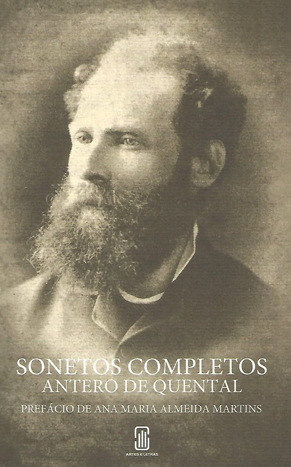 Sonetos Completos de Antero de Quental, Ed. Artes & Letras, 2016.
