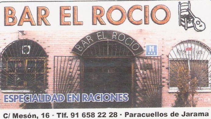 BAR EL ROCIO