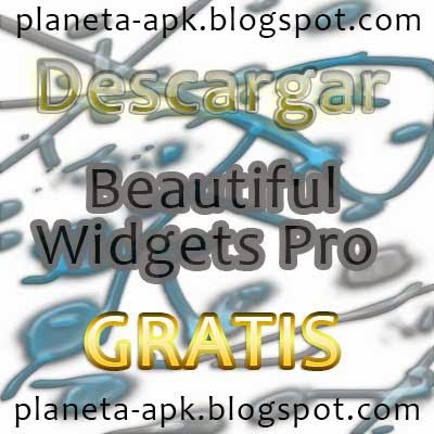 Descargar Beautiful Widgets Pro v5.4.3 APK gratis para Android