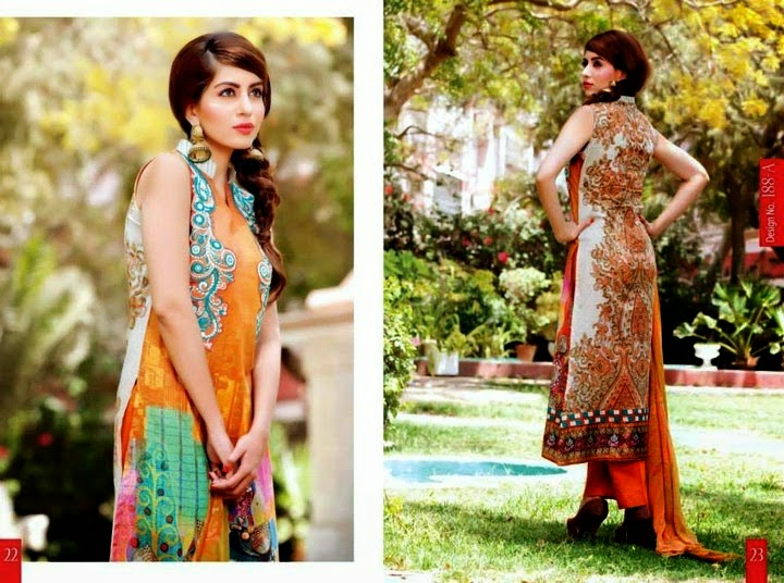 Rashid Textile Summer Lawn Collection