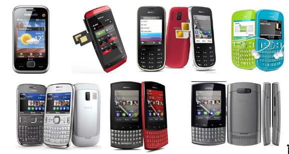 Harga Nokia Asha 2013