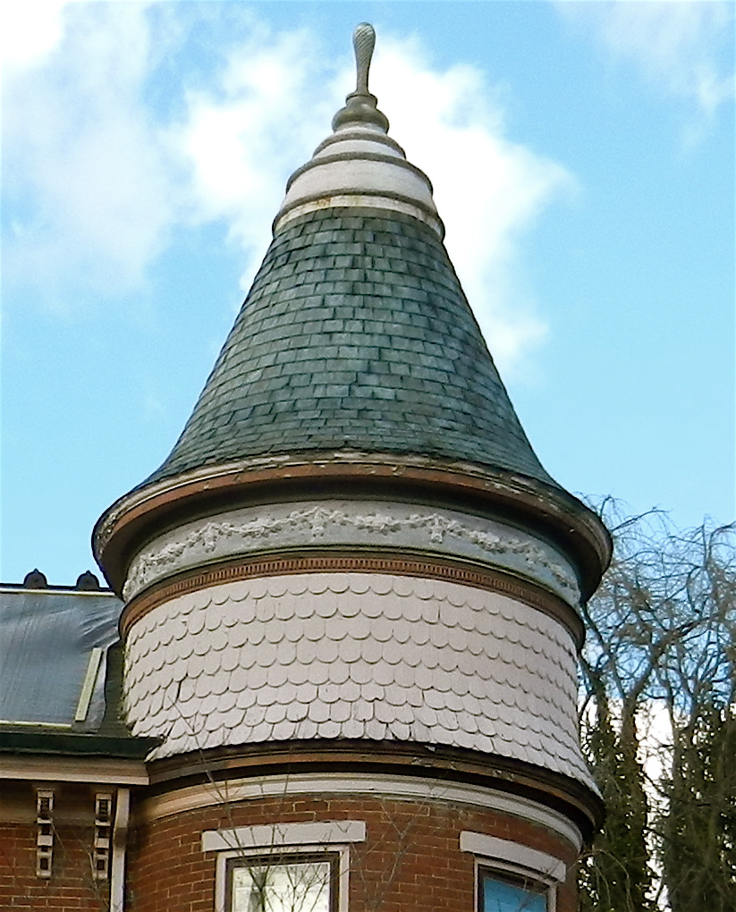 Knickerbocker Style Amp Design Victorian Towers And Turrets