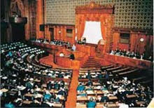 Sistem Pemerintahan Jepang