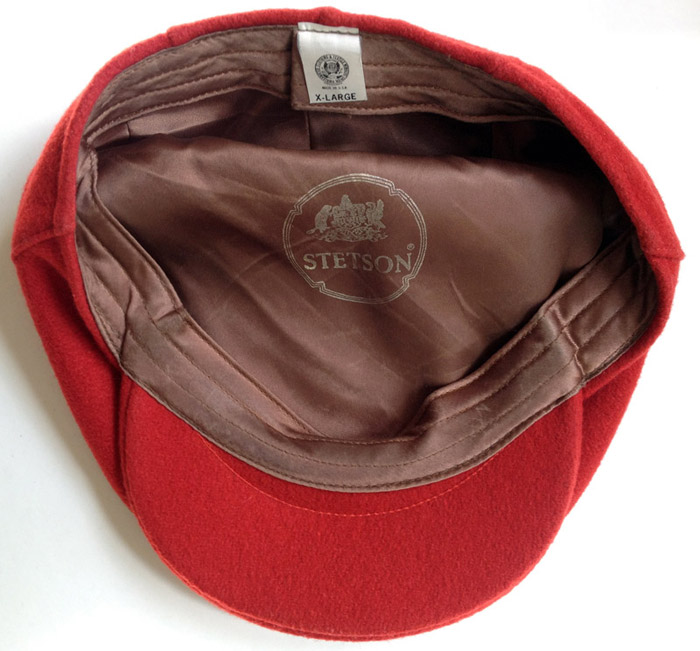 Stetson red label