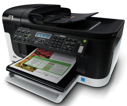 Printer Error HP Officejet 6500