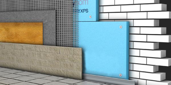 Arquirehab aislamiento t rmico en edificios los etics - Aislamiento termico para casas ...