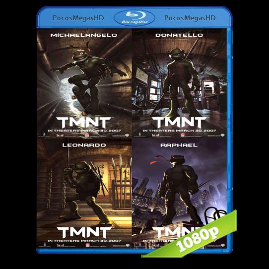 Tortugas Ninja jovenes mutantes | 2007 | BrRip 1080p | Audio Dual | Latino/Ingles 5.1