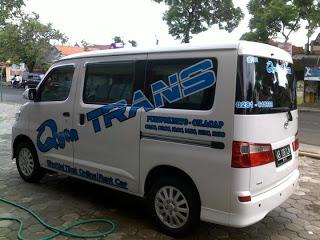 Alamat Travel Qyta Trans Purwokerto