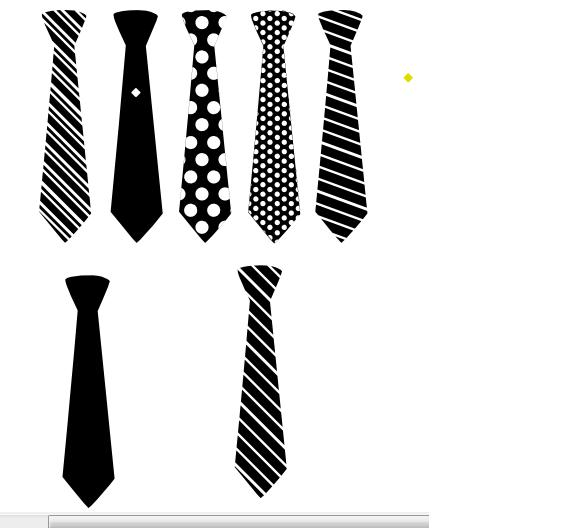 Paperpastime Necktie Svg File Free