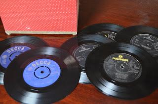 Decca, Parlophone 45's