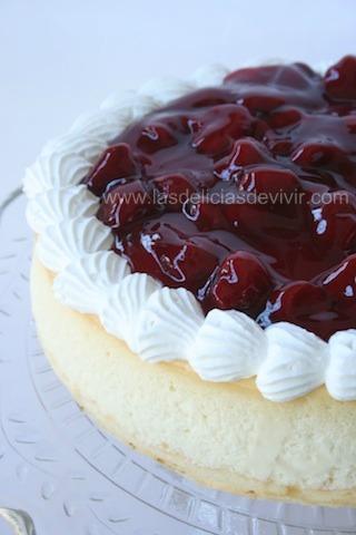 receta de Junior cheesecake