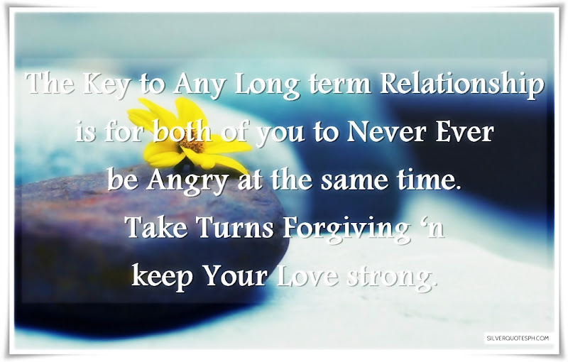 The Key To Any Long Term Relationship, Picture Quotes, Love Quotes, Sad Quotes, Sweet Quotes, Birthday Quotes, Friendship Quotes, Inspirational Quotes, Tagalog Quotes
