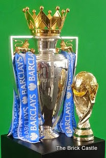 The National Football Museum at Urbis, Manchester World Cup Premier League Trophy