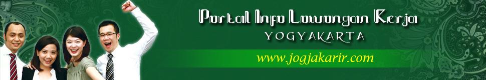 Portal Info Lowongan Kerja di Yogyakarta Terbaru  2016