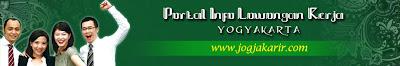 Portal Info Lowongan Kerja di Yogyakarta Terbaru  2017