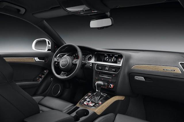 2013 Audi A4 Avant Front Interior
