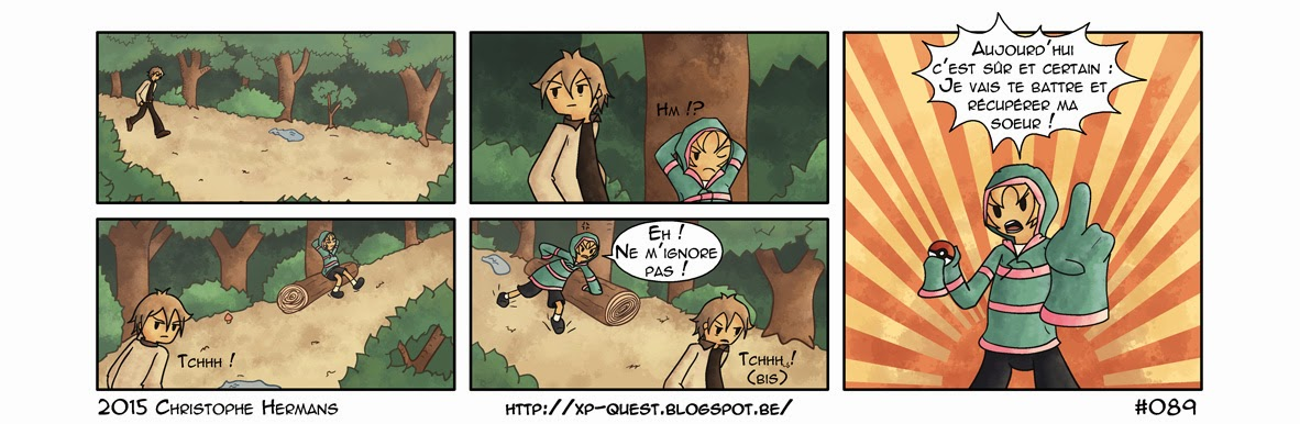 Webcomic pokemon