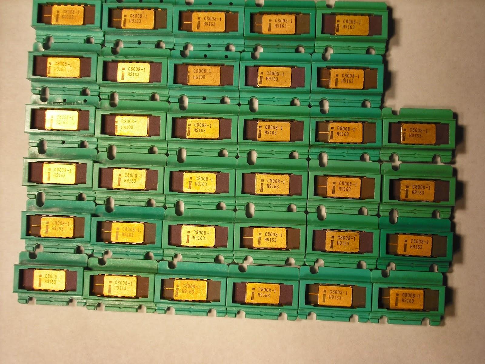 8008 Microprocessor