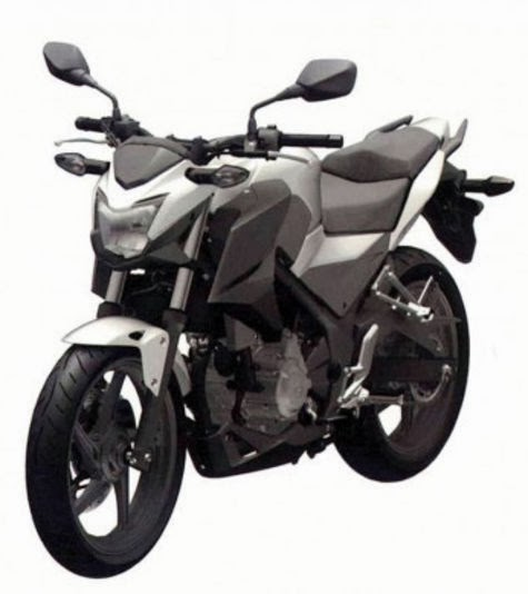 Kemunculan All-New Honda Tiger 250CC