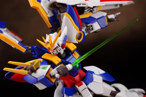 Robot Damashii Wing Gundam EW