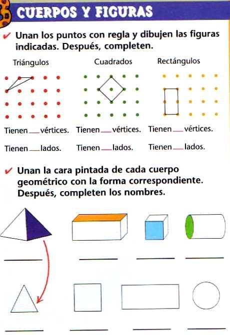 Aula Seño Sory...: Cuerpos geométricos. Actividades!!!