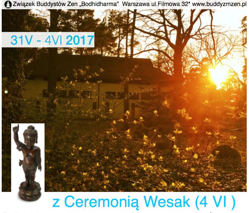 Zazen grupowe z Ceremonią Wesak