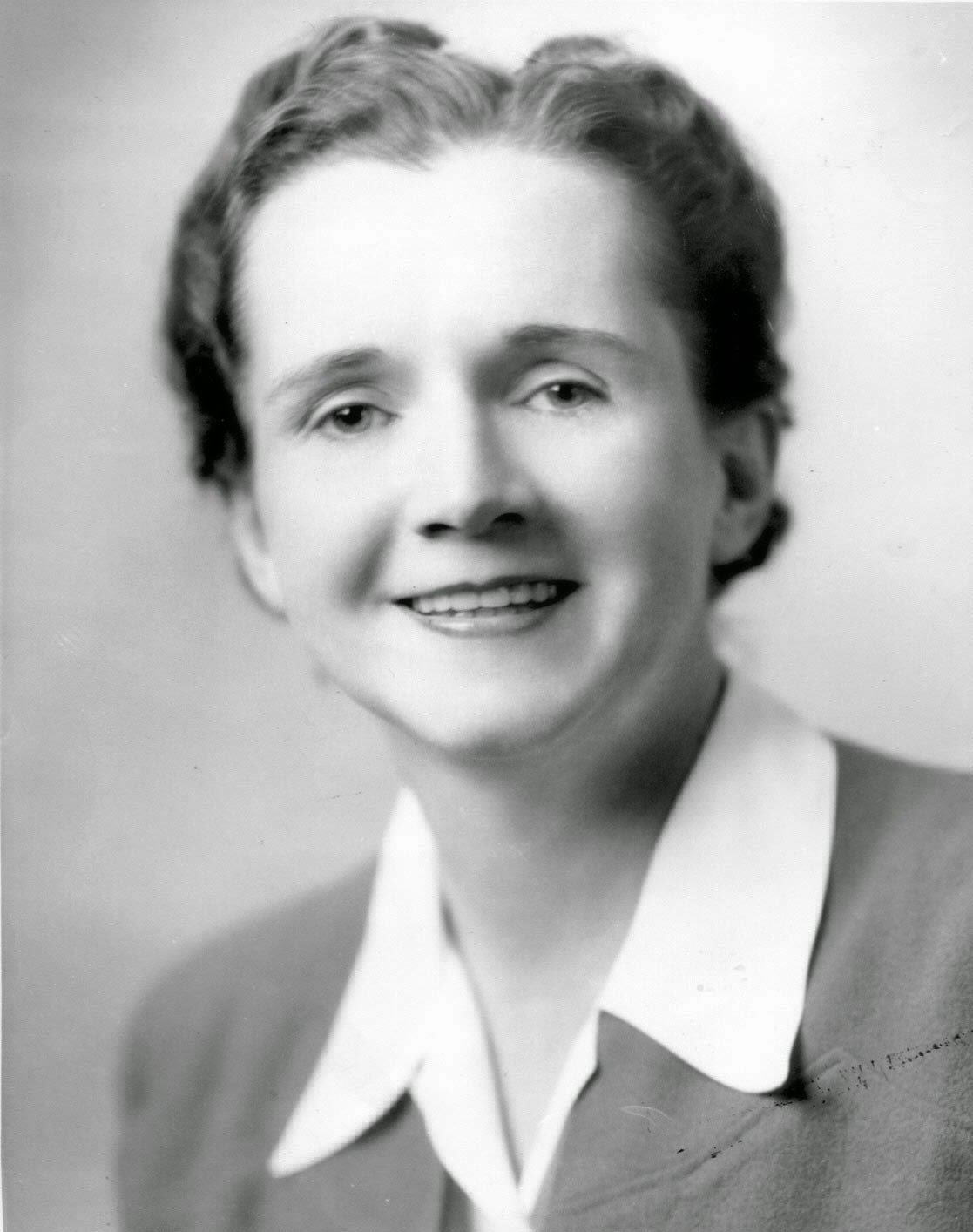 RACHEL CARSON (1907-1964) ENVIRONMENTALIST - AUTHOR