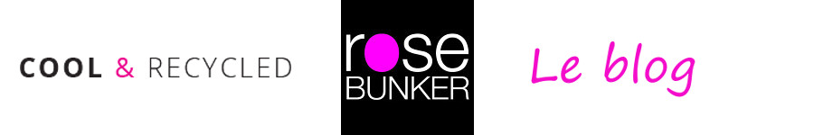 ROSE BUNKER le blog, upcycling et brocante