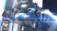 Atlantic Rim robot mech