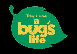 A Bug's Life Logo Vector download free