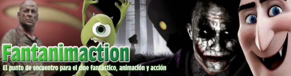 Fantanimaction - Cine fantástico, animación y acción