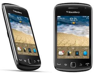 Spesifikasi BlackBerry Curve 9380