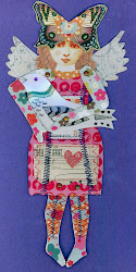 Fairy Angel Paper Dolls