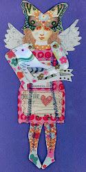 Fairy Angel Paper Dolls
