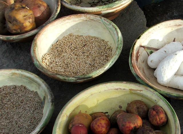 Właściwości quinoa, wartości odżywcze, historia