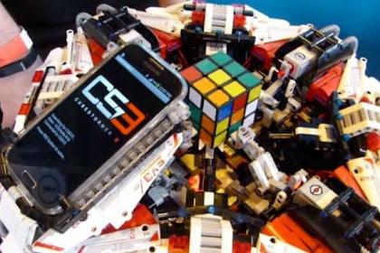 Inilah Rekor Dunia Menyusun Rubik dengan Waktu 3,253 detik