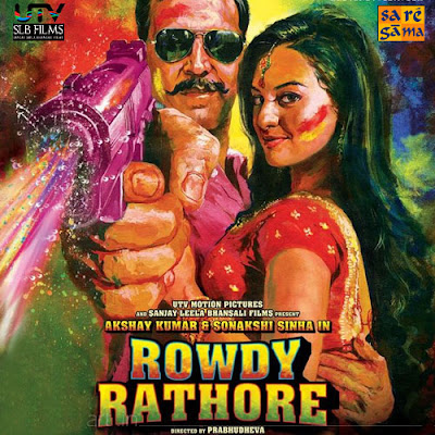 Rowdy Rathore (2012) Hindi Mp3 Songs Free Download