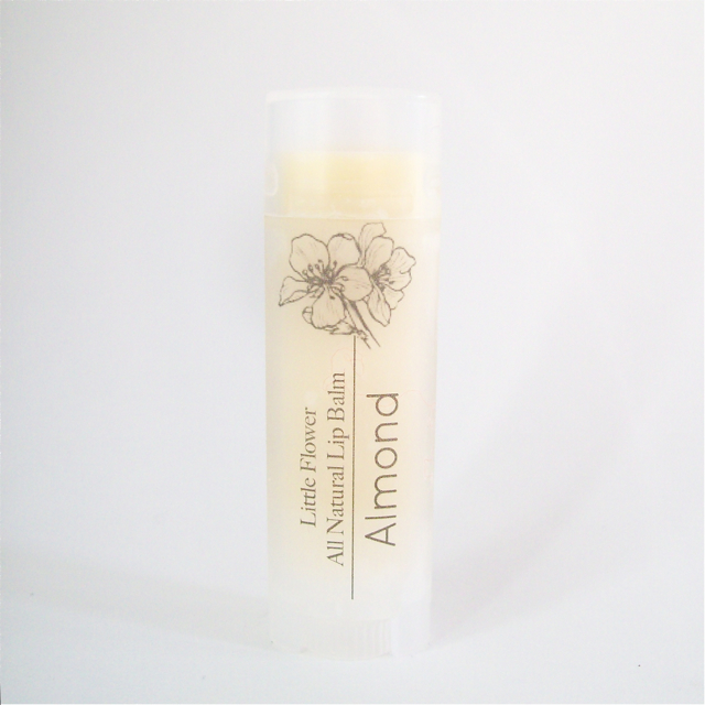 All natural almond lip balm shea butter lip balm beeswax lip balm michigan made chapstick lipbalm natural organic aveda like anthropology lip balm the little flower sweet pea floral design lip balm detroit ann arbor