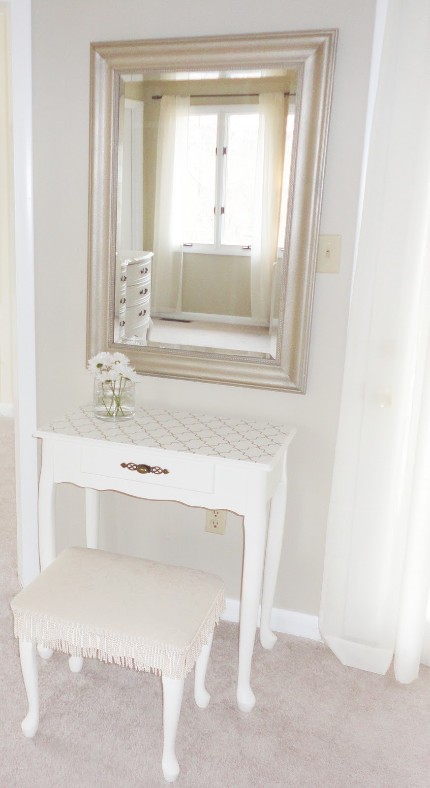 gallery for homemade vanity ideas