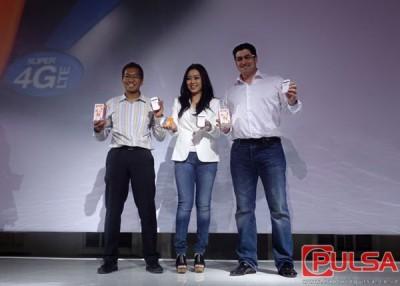 Asyik! Layanan 4G LTE Sudah Bisa Dinimati di Jabodetabek