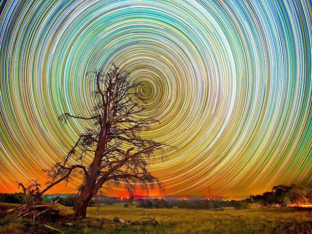 270341 lincoln harrison startrails صور مدهشة للنجوم في سماء استراليا ليلاً ''تقنية في التصوير فريدة من نوعها''