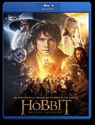 El Hobbit Un Viaje Inesperado Bluray