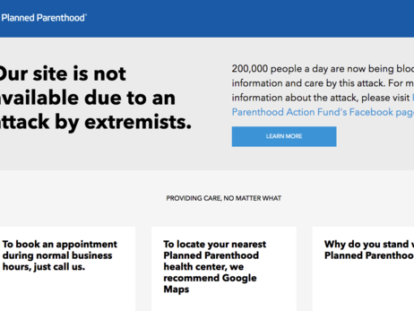 Hackers Launch Second Cyber Attack On Planned Parenthood, Block Information