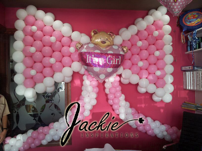 ... Balloon Ribbon (Highly Recommended for Birthday Party Decoration