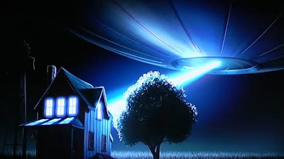 Alien Abduction Training By Pixar