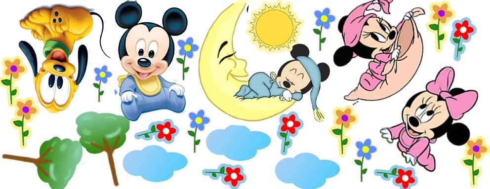 Pegatinas infantiles pegatinas baby disney for Pegatinas infantiles
