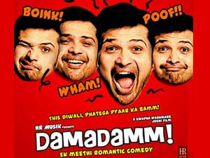 Damadamm! 2011 Hindi Movie Watch Online