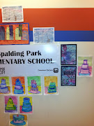 Spalding Park Elementary School Art Projects